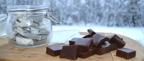 Chokladsmörkola