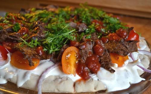 Kebabtårta