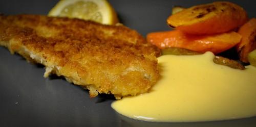 Hollandaisesås och vitvinsås till fina fisken!