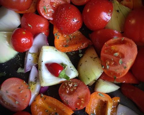 Rostad tomatsoppa