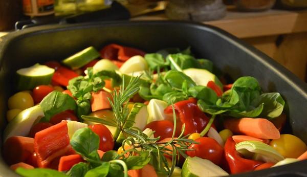 Rostad grönsaksröra till soppa eller sås!