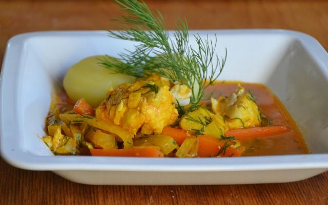 Torsk med saffran och många goda fiskrecept!