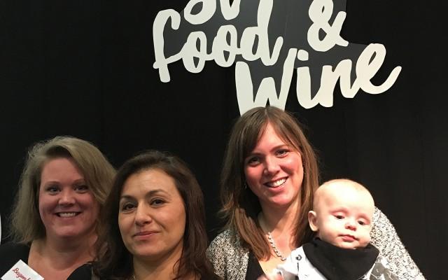 Matbloggspris, matmässa och mys med släkten!