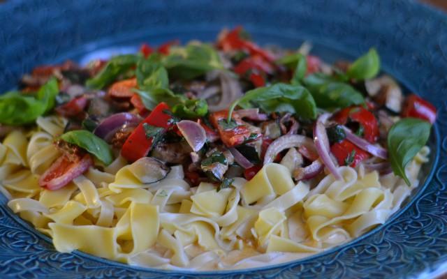 Snabb och smarrig pasta!