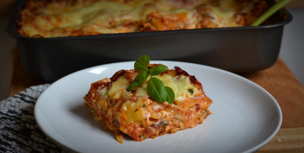 Annas lasagne