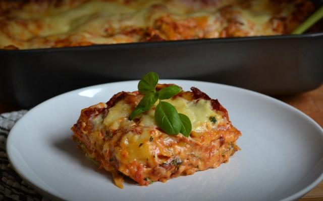 Annas lasagne till många!