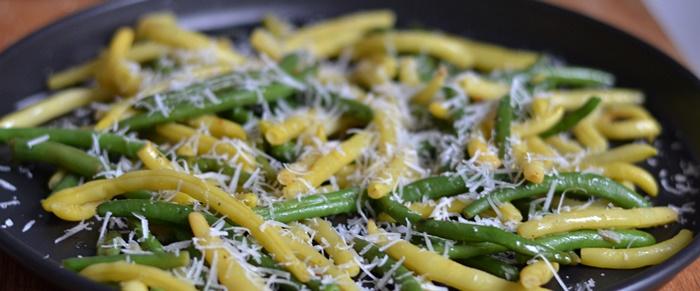 bänor med parmesan