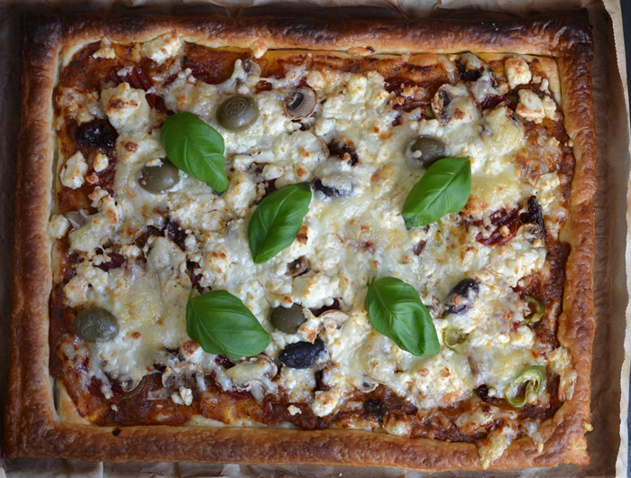 smördegspizza