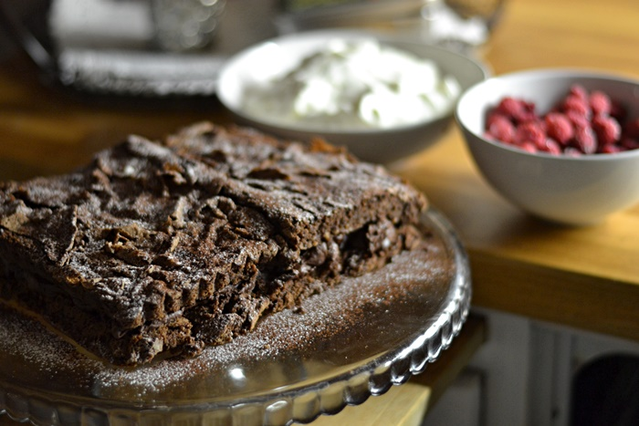 Ungersk chokladtårta