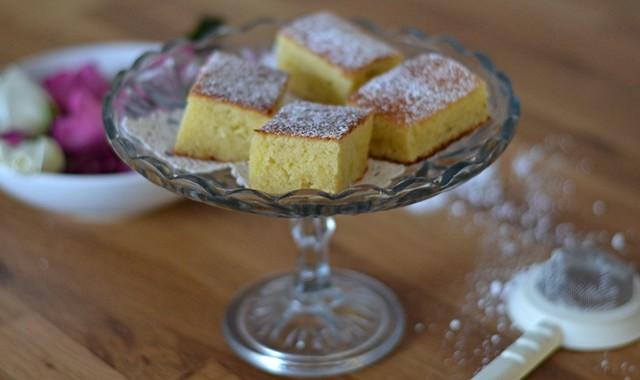Mazarinrutor med citron