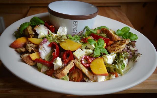 Italienska smaker på min blogg!